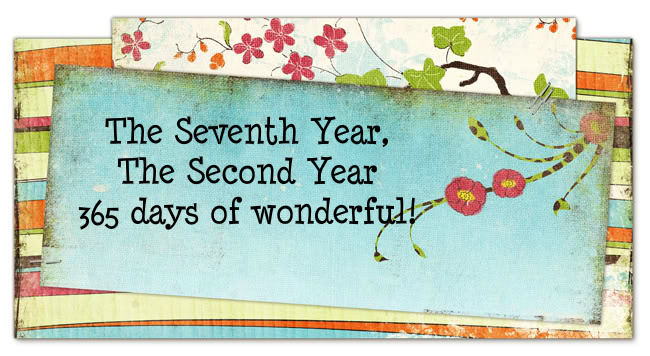 The Seventh Year, The Second Year