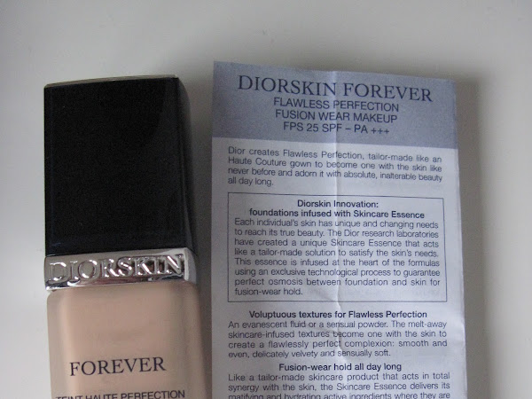 Dior Diorskin Forever Flawless Foundation Review