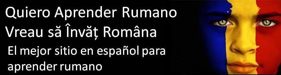 Quiero Aprender Rumano
