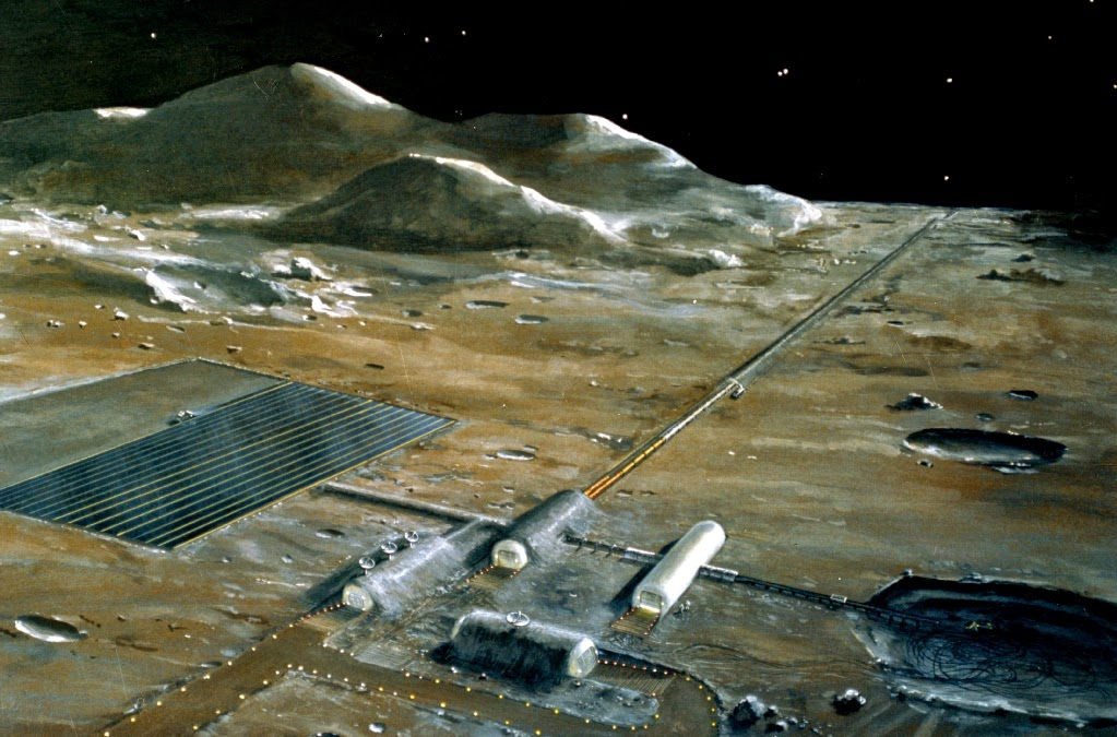 Russia To Build Permanent Moon Base