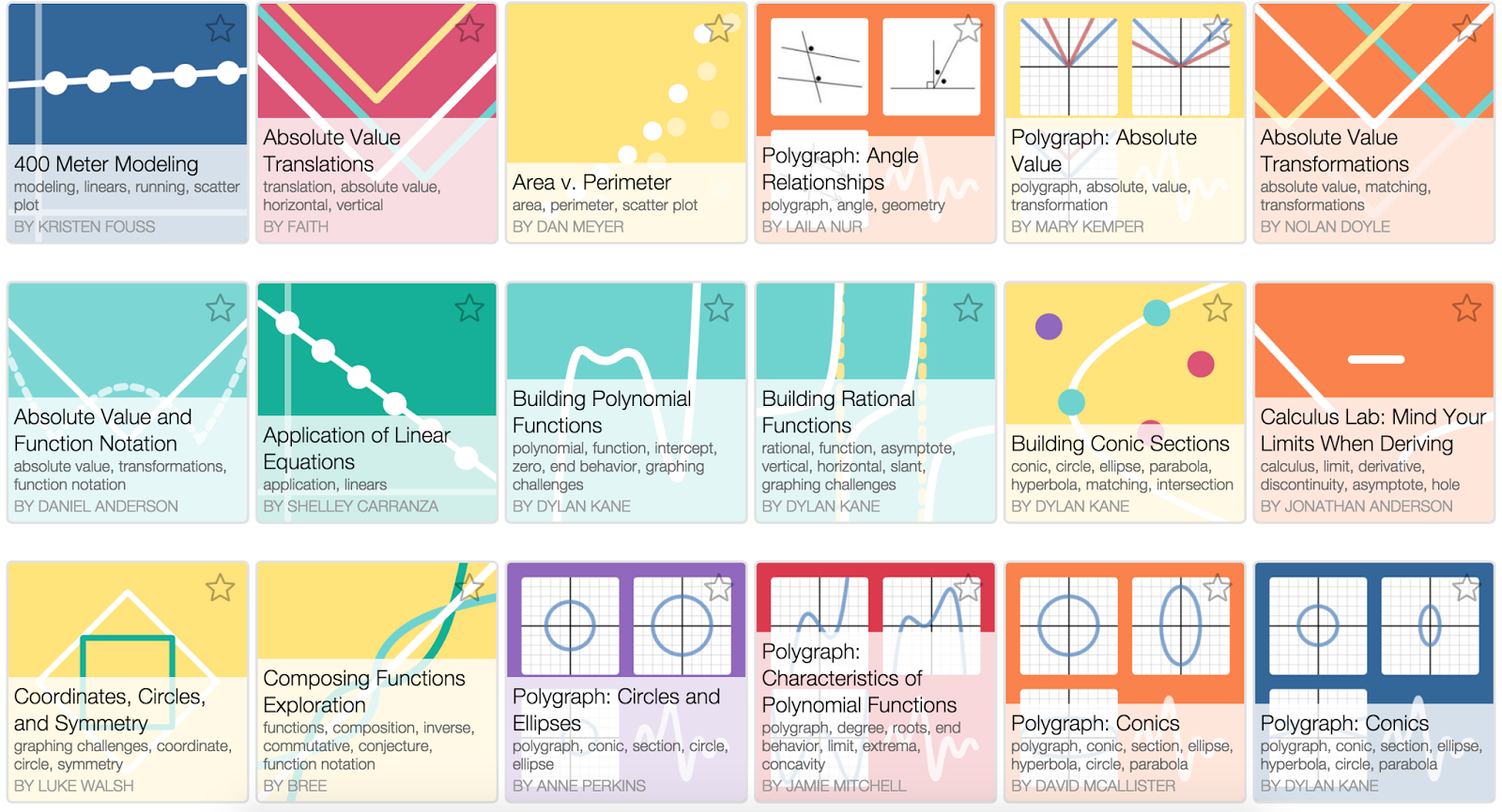 Ontario Math Links: 2015
