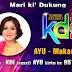 Dukung AYU - Makassar di Konser Seleksi KDI 2015