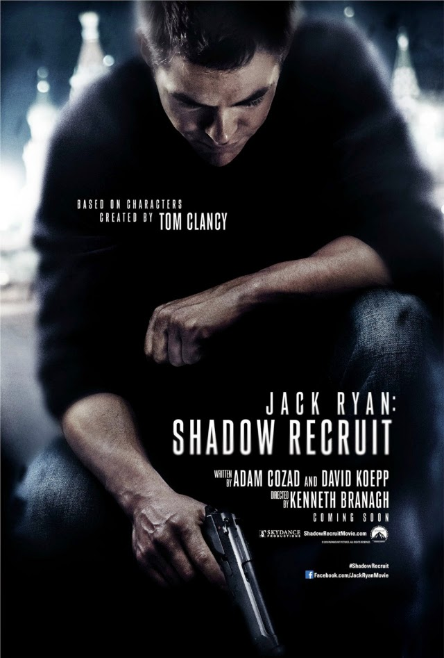 La película Jack Ryan: Shadow Recruit ( Jack Ryan: Operación Sombra )