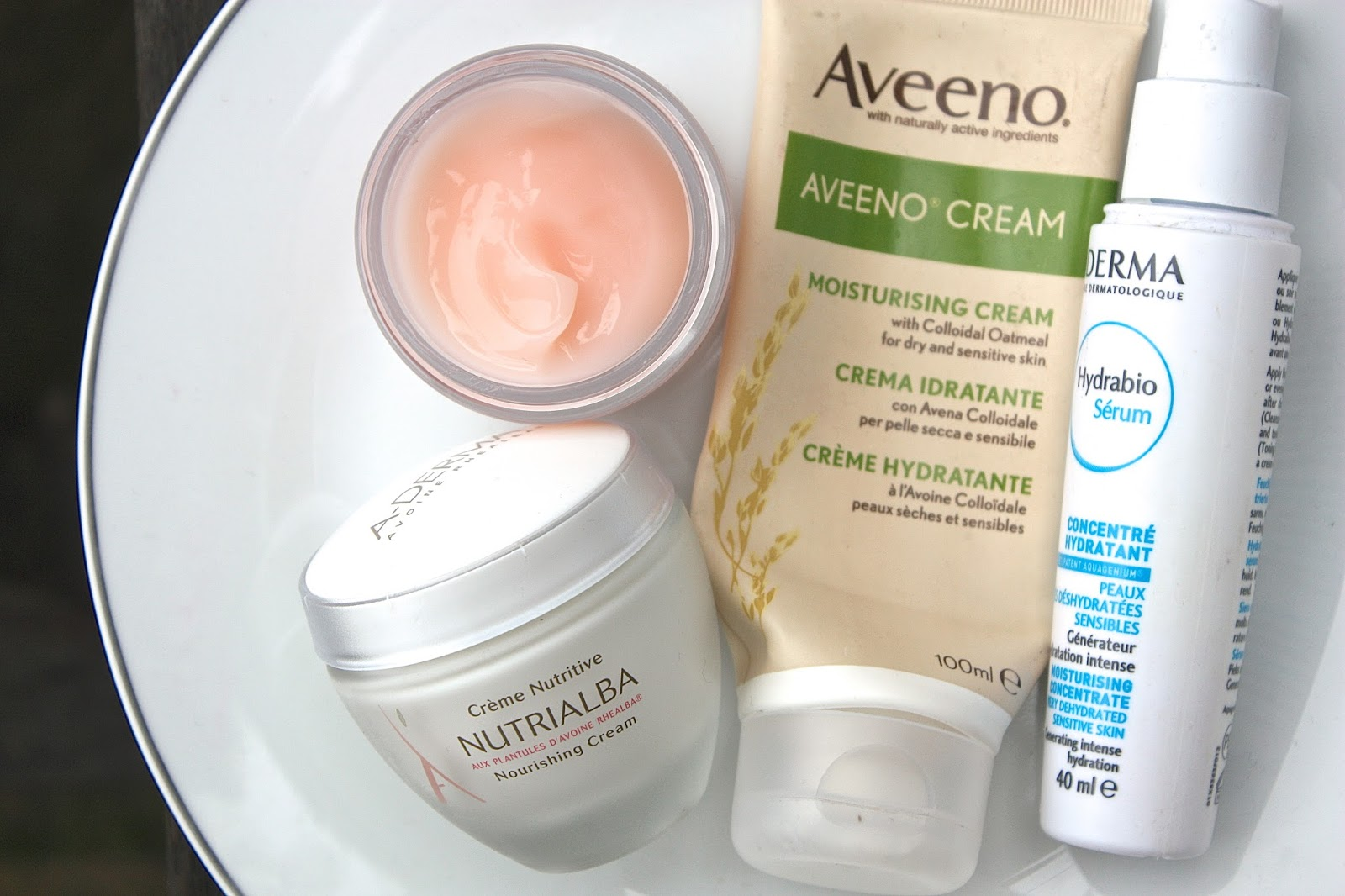 Skin care to help get rid of dry patches