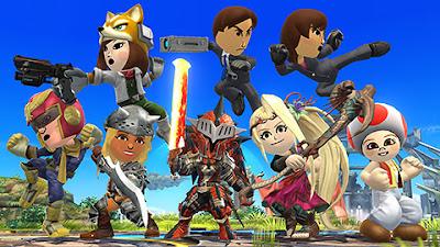 Llega nuevo contenido a Super Smash Bros 4 2