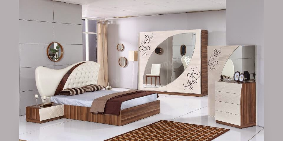 Modern Turkish bedrooms of the most fascinating designs & Modern Turkish bedrooms ~ CoctSite