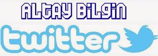 Altay Bilgin Twitter Hesabı