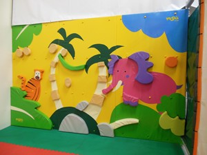 Mur d'escalade Sweety's Park