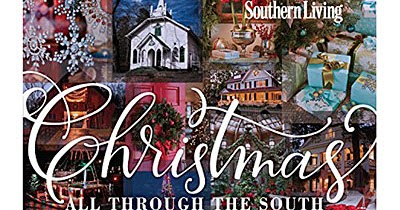 Christmas Giveaway - Christmas All Through the South - Southern Living