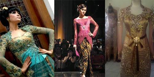 Foto Model Baju Kebaya Buat Wisuda