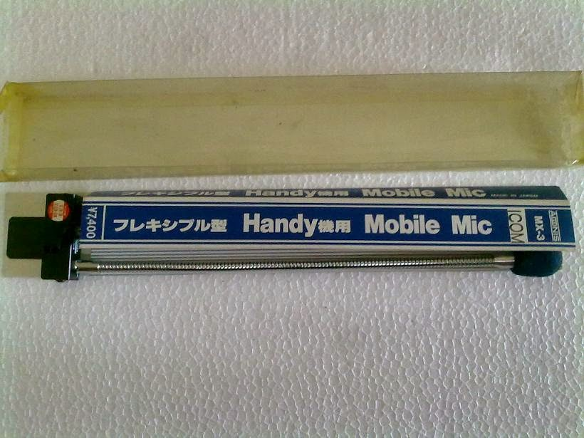 HANDY MOBILE MIC FOR HT