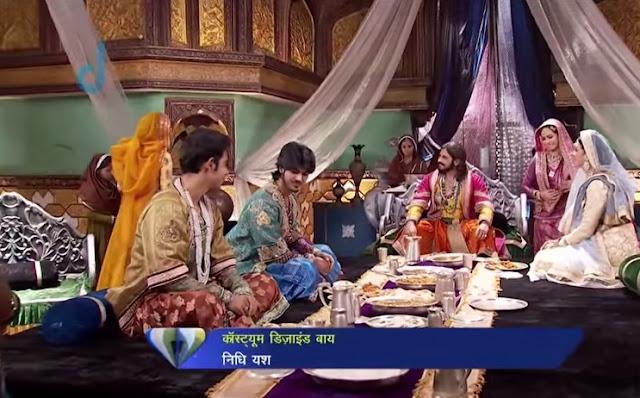 Sinopsis Jodha Akbar Episode 516