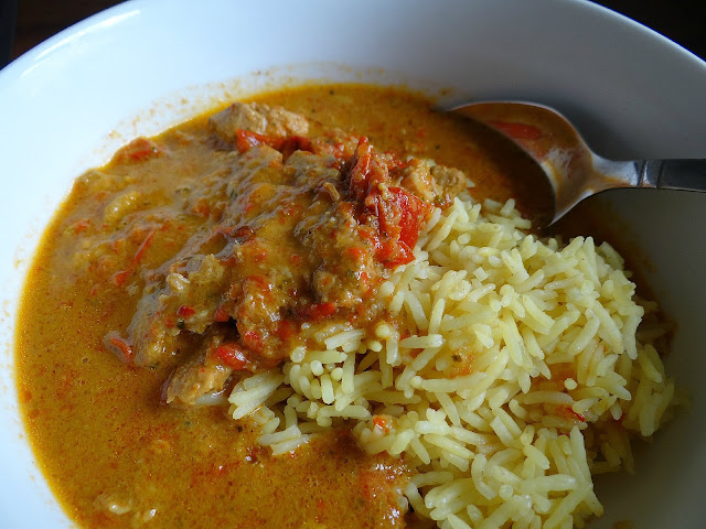 instant curry, gluten dairy and nut free curry, organic curry