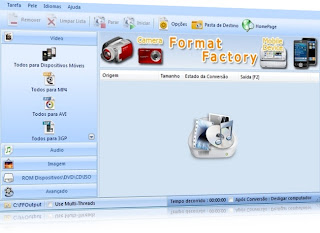 interface Format Factory