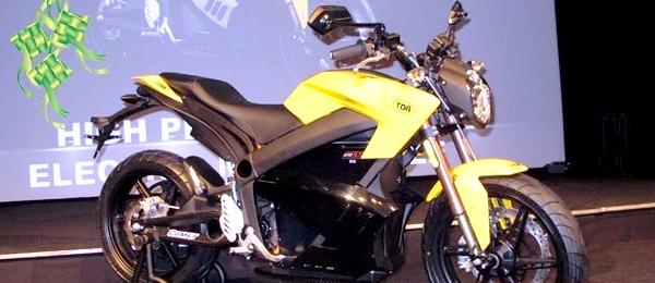 TDR-Zero. Majalah Otomotif Online
