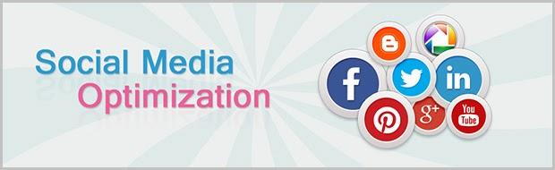 Social media management, social media marketing, social media optimization