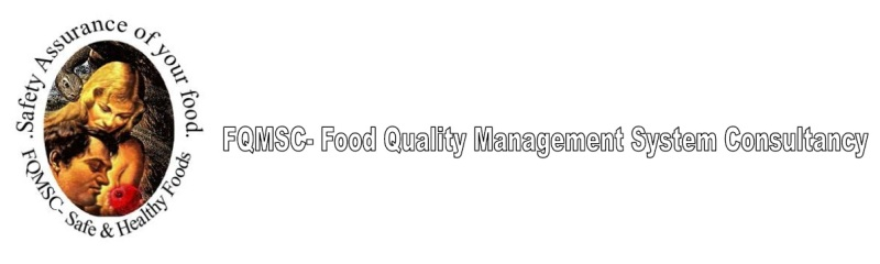 Food Quality Management System Consultancy