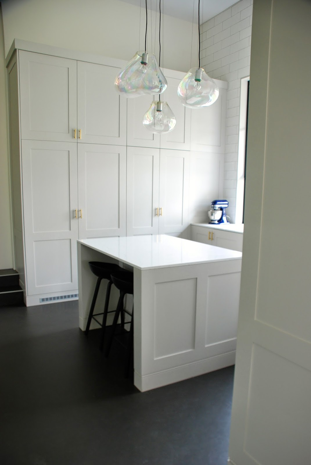 Adelaide Villa: Renovation - The finished Kitchen
