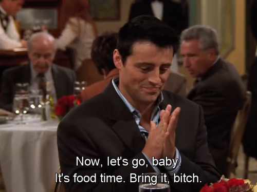 Friends Quotes Joey Why God Why : Funny quotes from joey tribbiani on friends diva likes