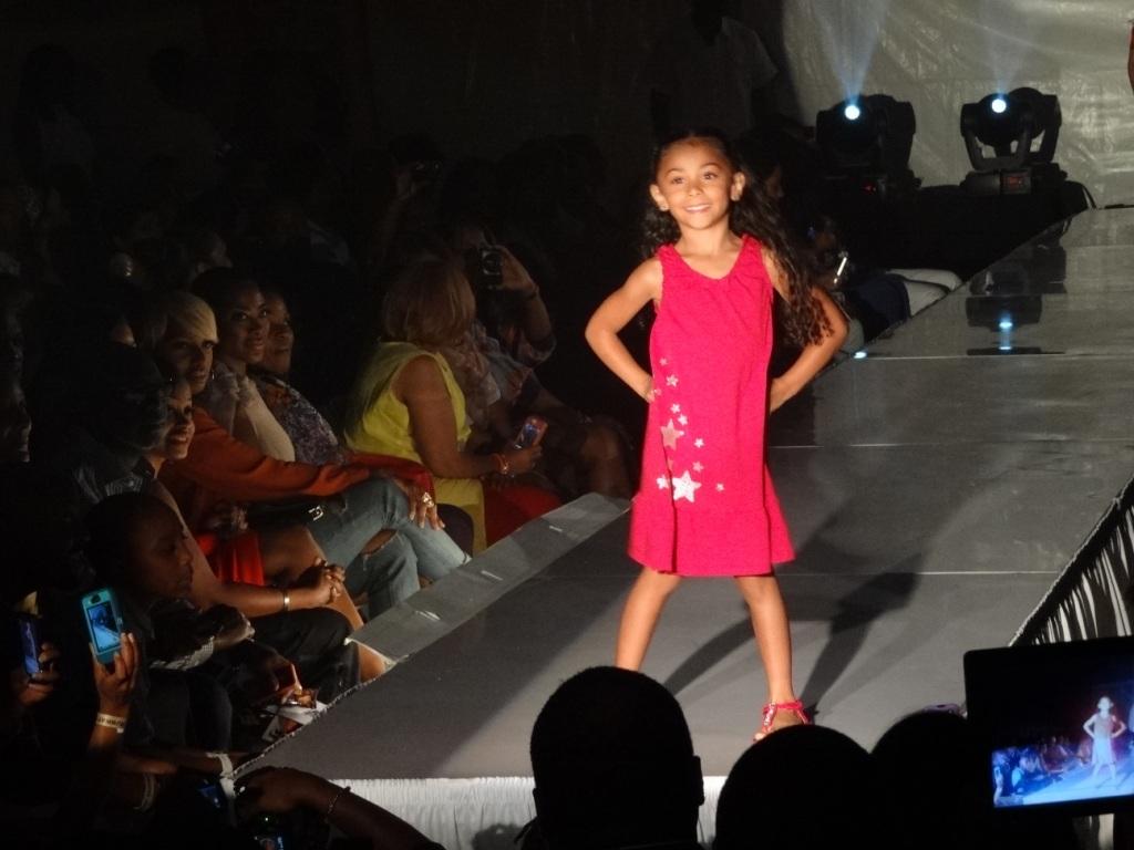 Celebrity kids at New York Fashion Week, celebrity ...