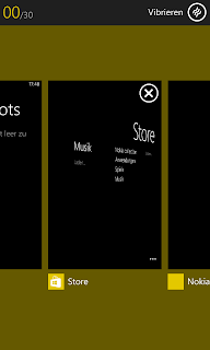 Windows Phone 8 Task-Switcher
