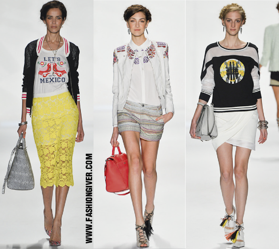 Rebecca Minkoff Sping Summer 2014 New York Fashion Week