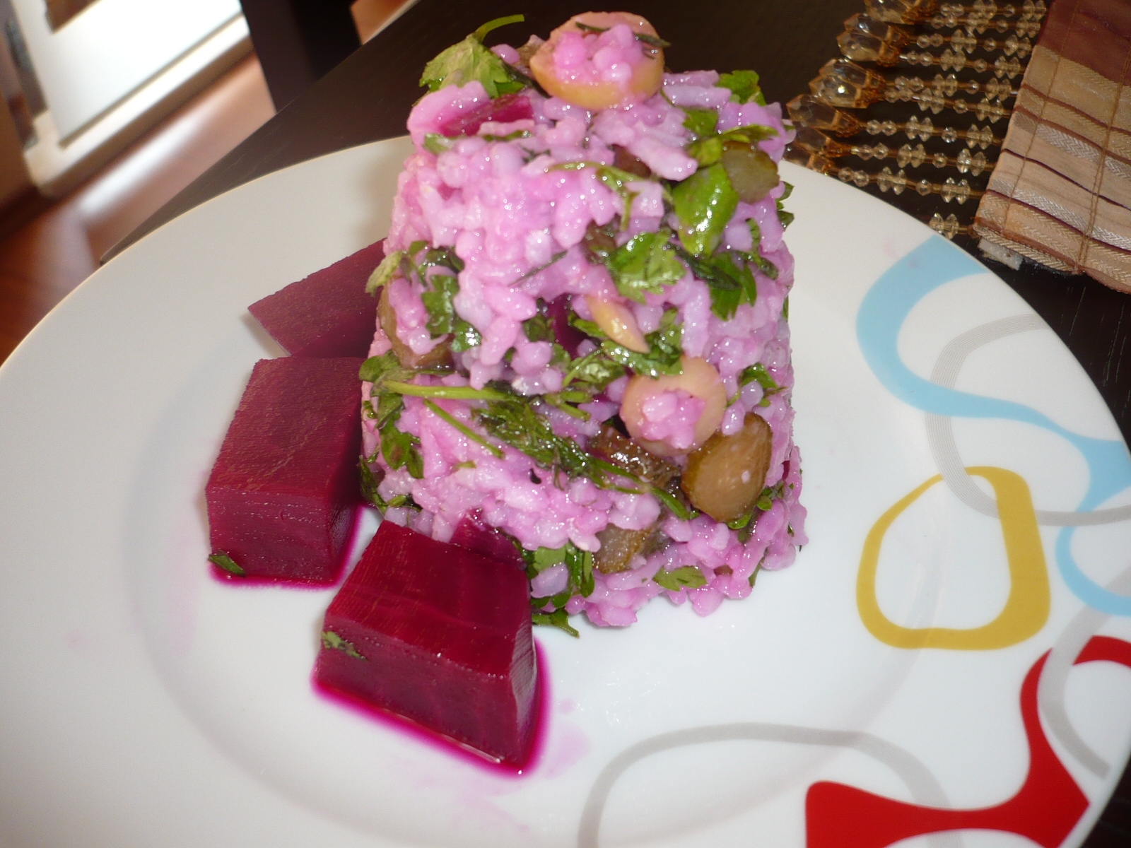 Çin Salatası (Pirinç Salatası) Yapılışı