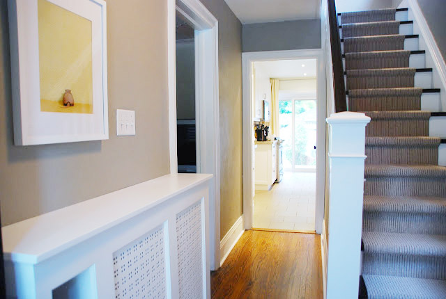The Entry Way - Rambling Renovators