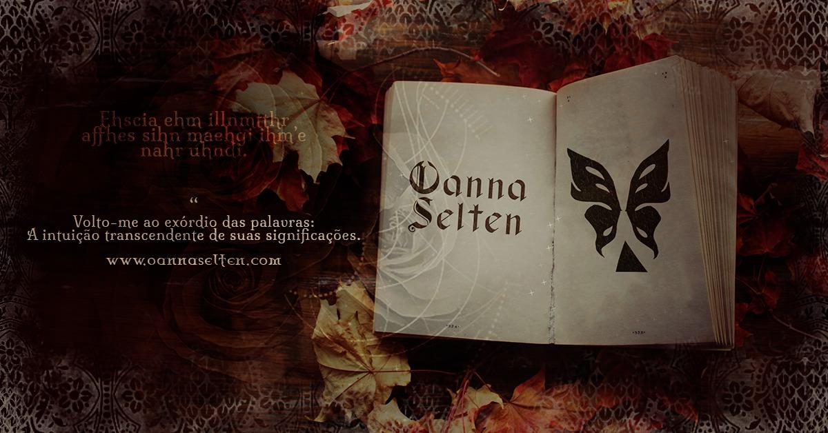 Oanna Selten (Designer Oficial Do Projeto C.O.V.A./Parceira)