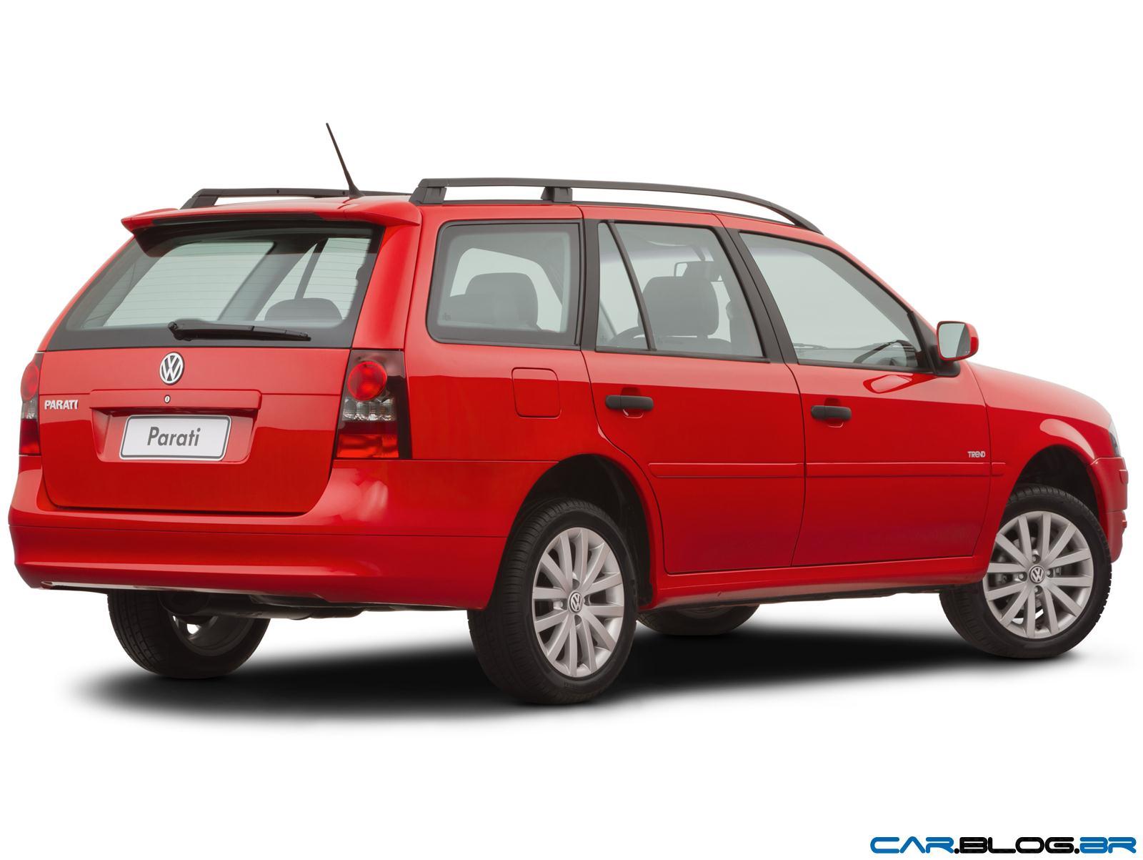 VW Parati 2013 Trend e Surf: fotos, preços e ficha técnica