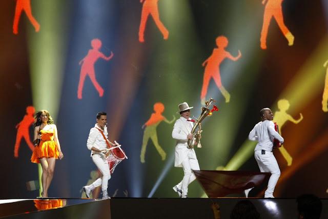 mandinga semifinala eurovision 2012