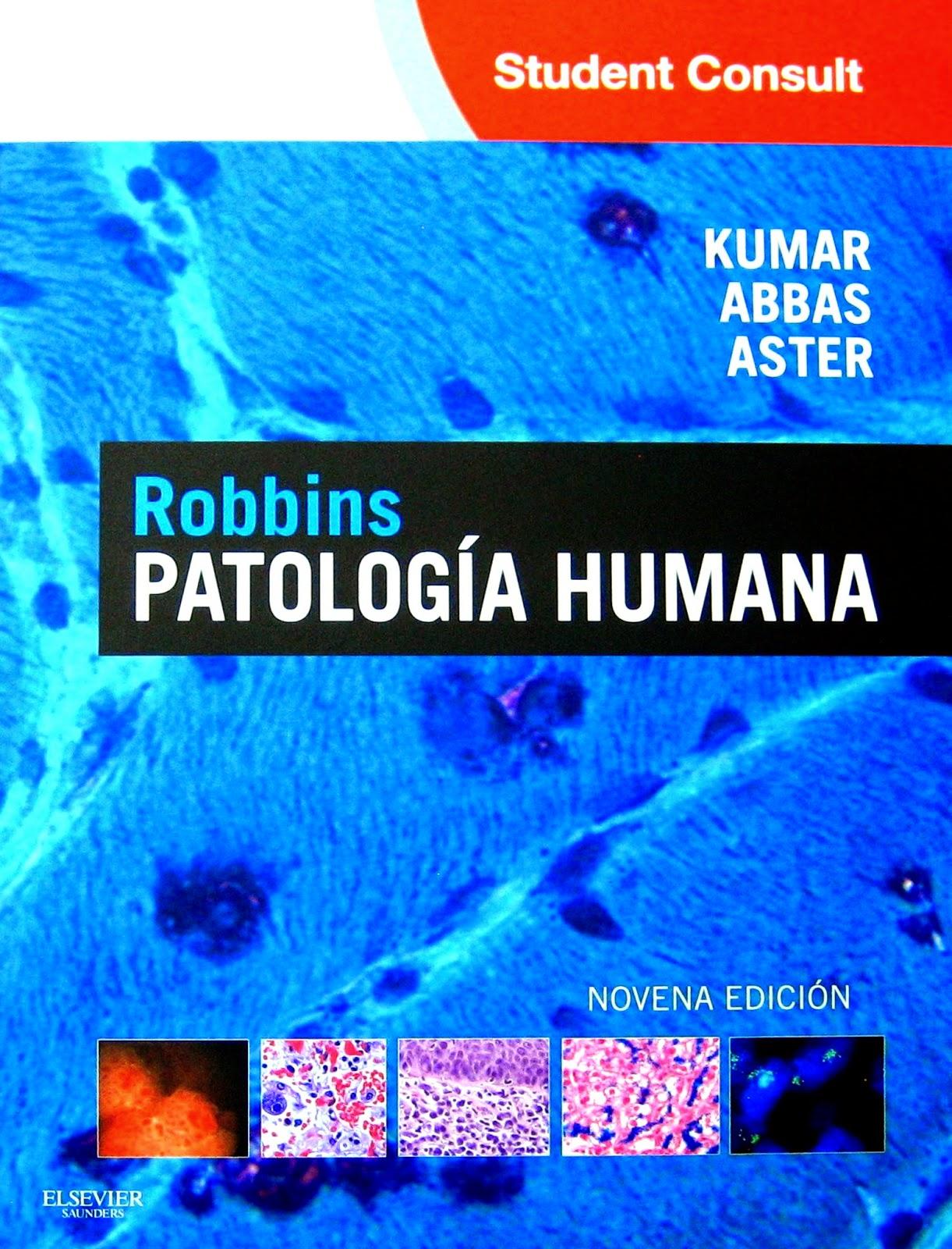 Robbins Patología Humana 9ª Edición | booksmedicos