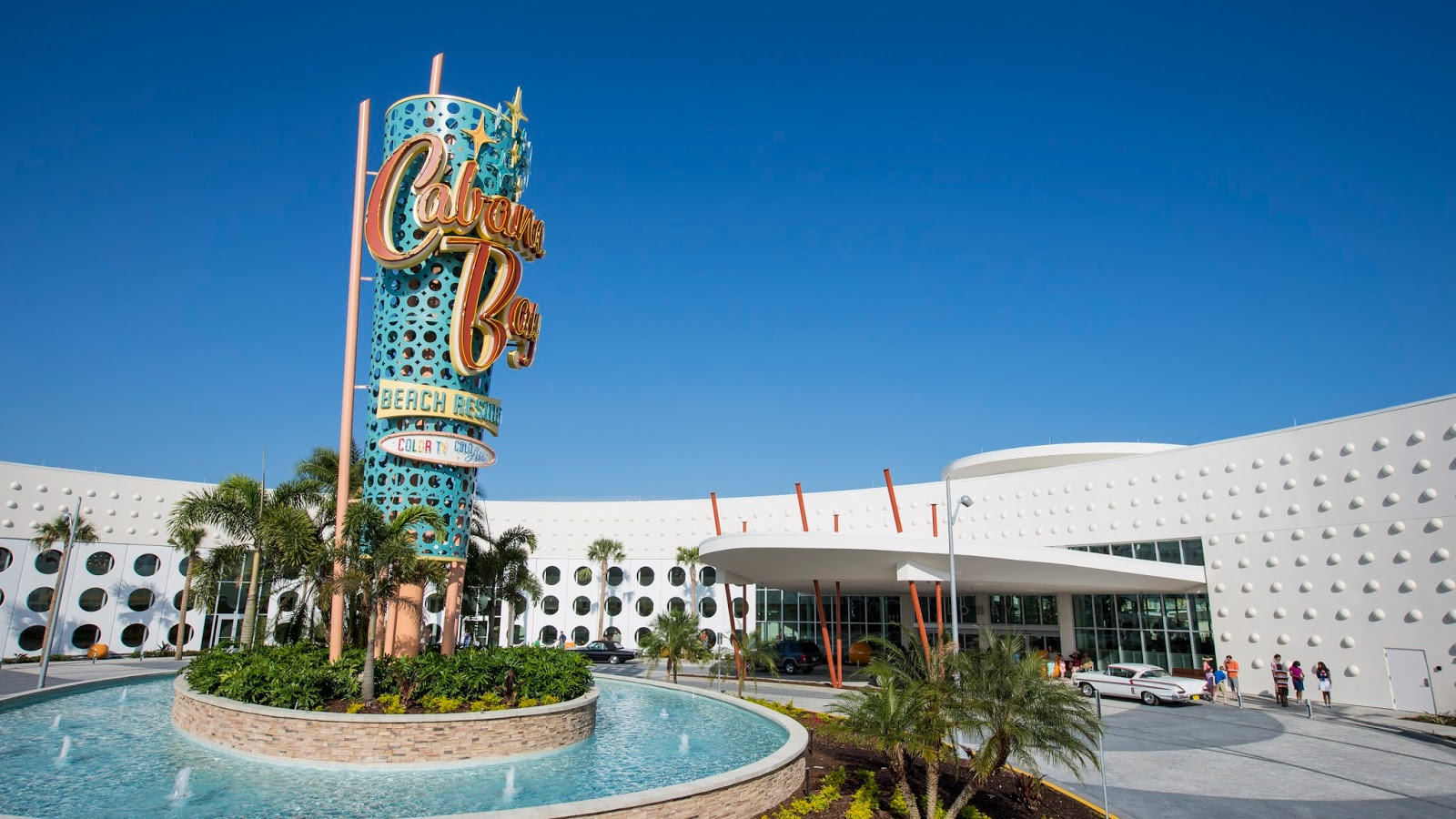 NewsPlusNotes Universal Orlando Opens the Cabana Bay