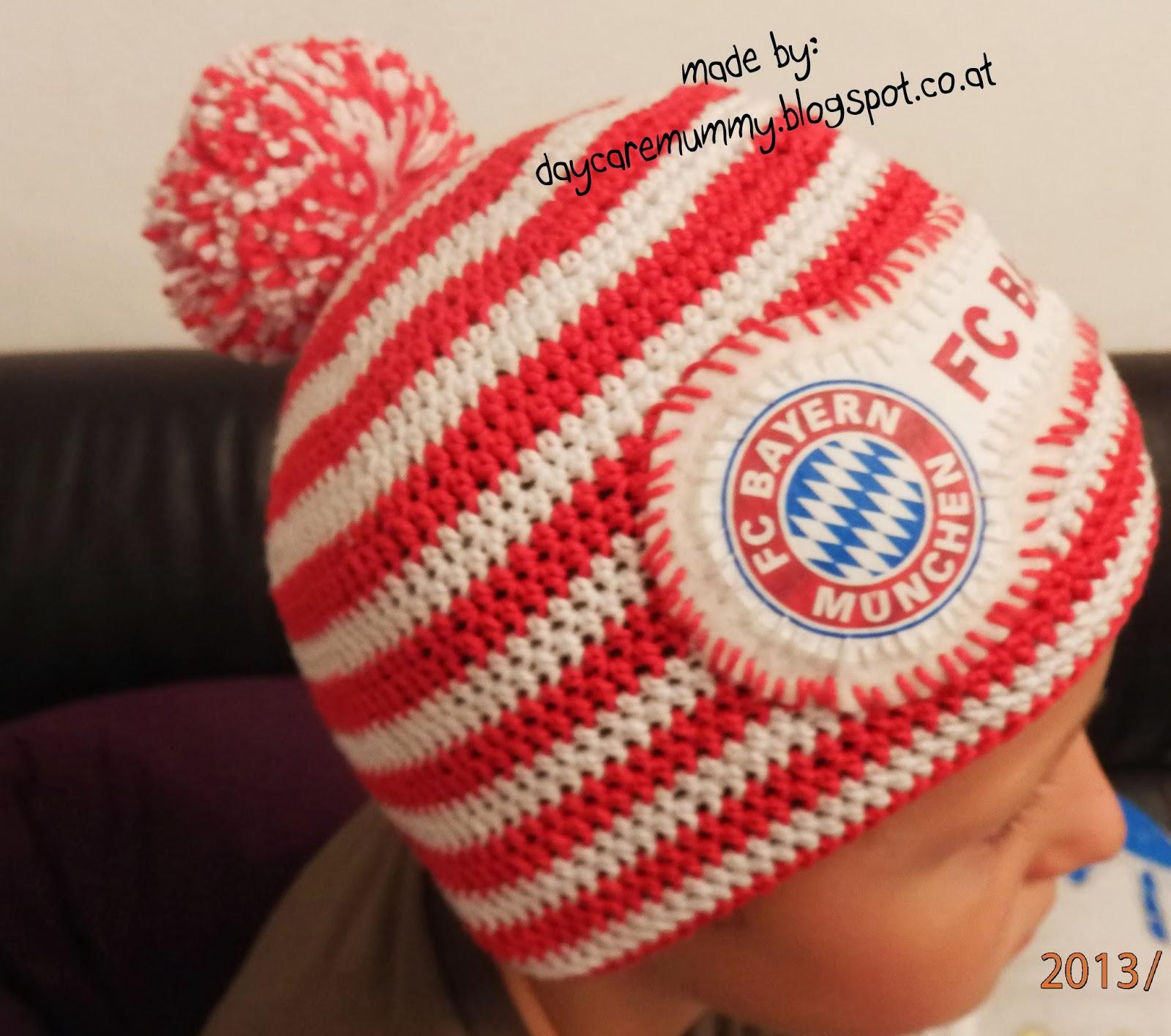 Daycaremummy Fc Bayern München Fan Kappe