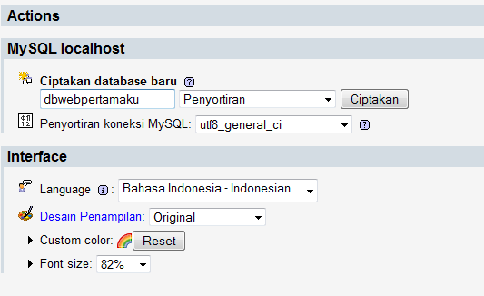 how to start localhost in ubuntu