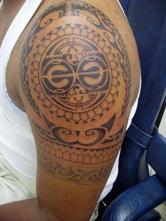 hawaiian tattoos, tattooing