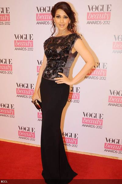 Sonali Bendre vogue awards
