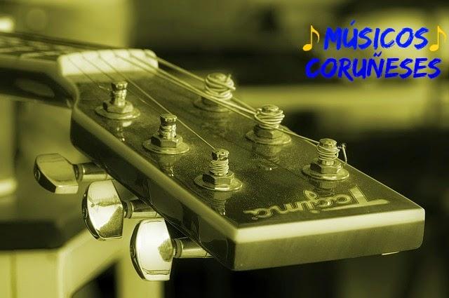Músicos coruñeses