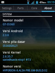 [ROM] Custom ROM Galaxy Young Hyperion 8 PRE GM BUI LD 1,2 & 2.1