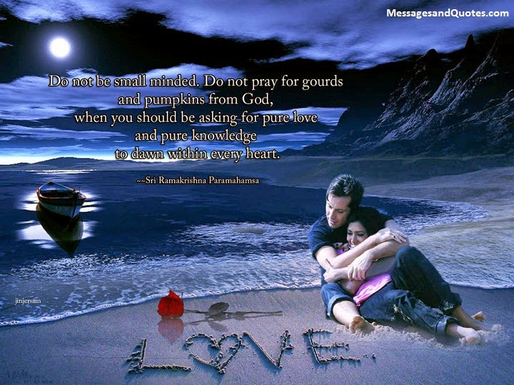 Awesome messages and quotes of love