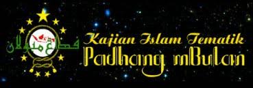 kajian islam tematik Padhang Mbulan