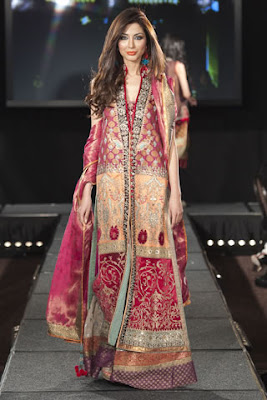 Pakistani Fashion Designer Dresses Collection 2013 2014