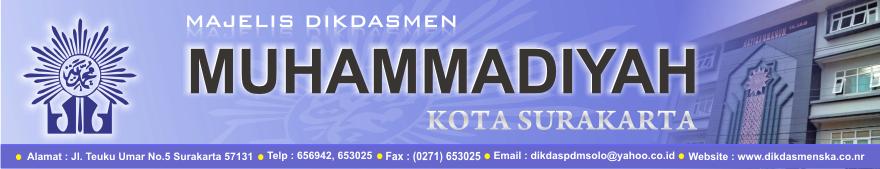 SD Muhammadiyah 10 Surakarta
