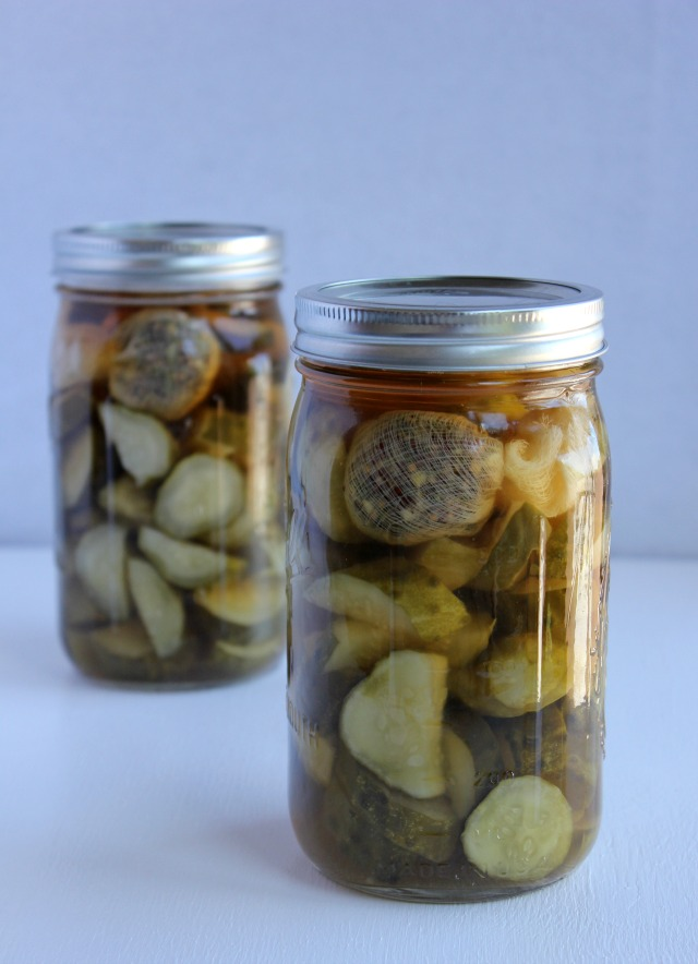Easy Pickle Recipe, Making Pickles, Seven Day Pickle Recipe, Food 52