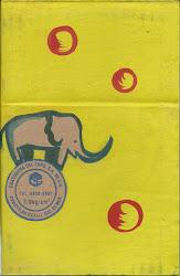 Elefantes y Papalotes :: La Cartonera Cuernavaca :: 2011