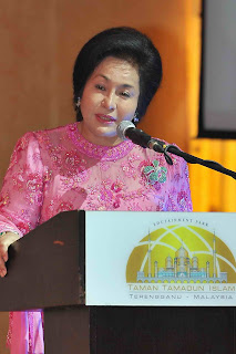 dalam negara, news, Datin Seri Rosmah Mansor,