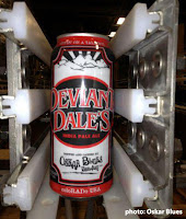 Oskar Blues Deviant Dale's can