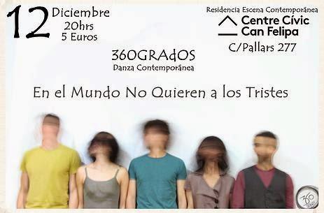 Con 360ºgrados danza contemporánea (Barcelona, España)