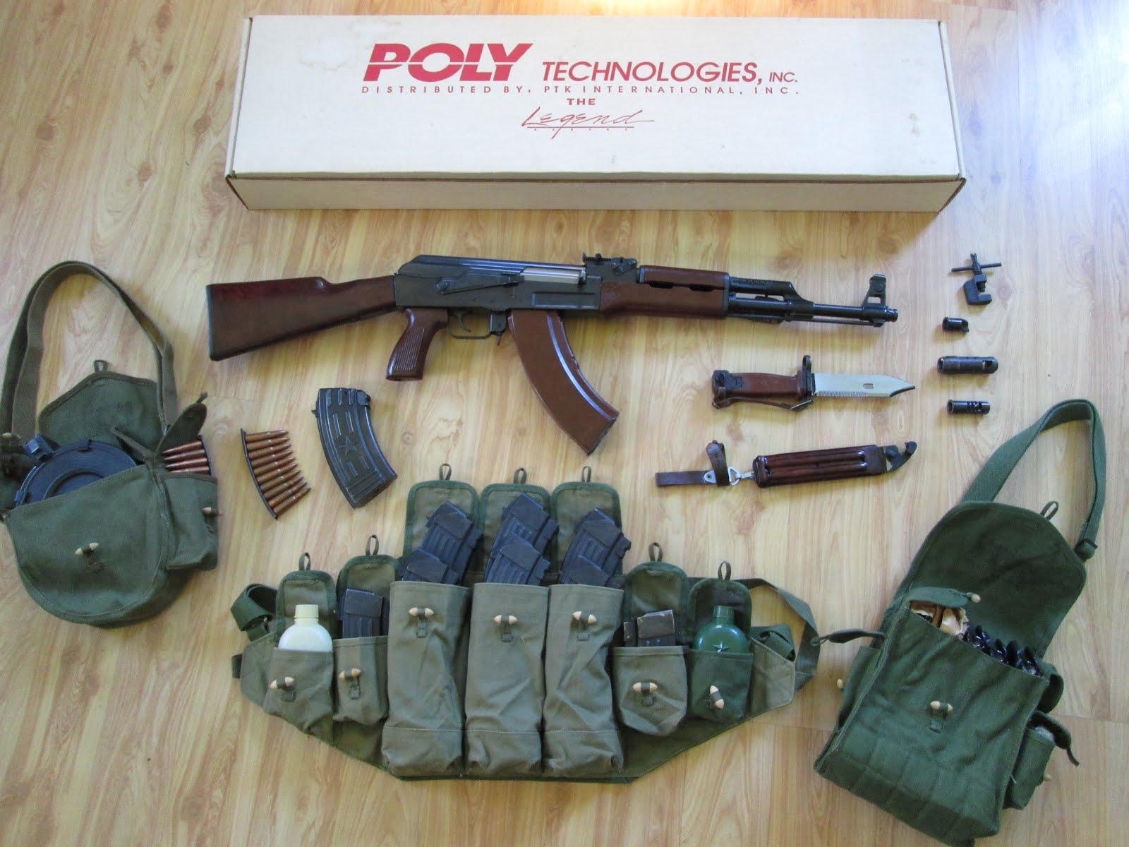 Polytech Legend Milled AK-47