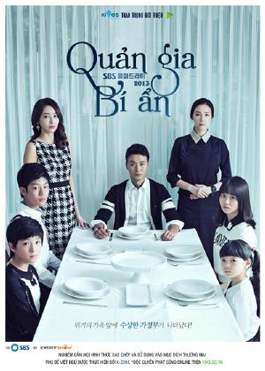 Quản Gia Bí Ẩn - The Suspicious Housekeeper (2013) VIETSUB - (20/20)